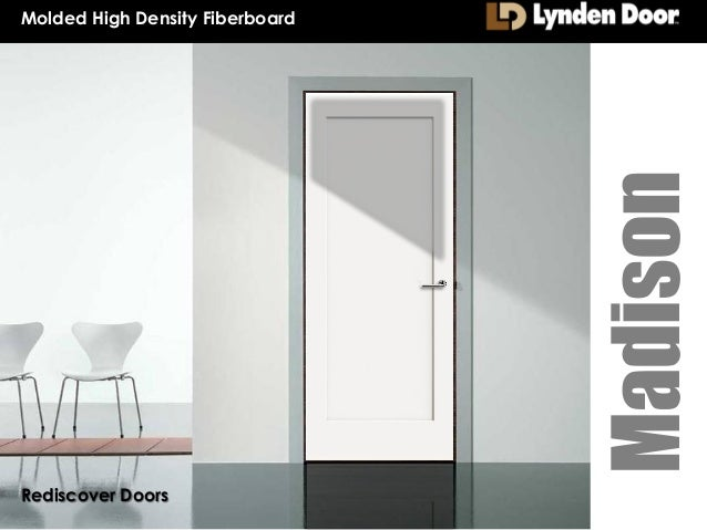 Madison Molded High Density Fiberboard Rediscover Doors