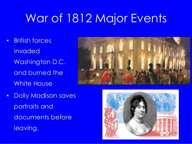 the war of 1812 how and why history essay War of 1812 essay filed under: essays tagged with: history 3 pages, 1146 words the war of 1812 was fought between the united states and england 20,000 soldiers under his command during the time of war how can the army put trust in these high ranking.