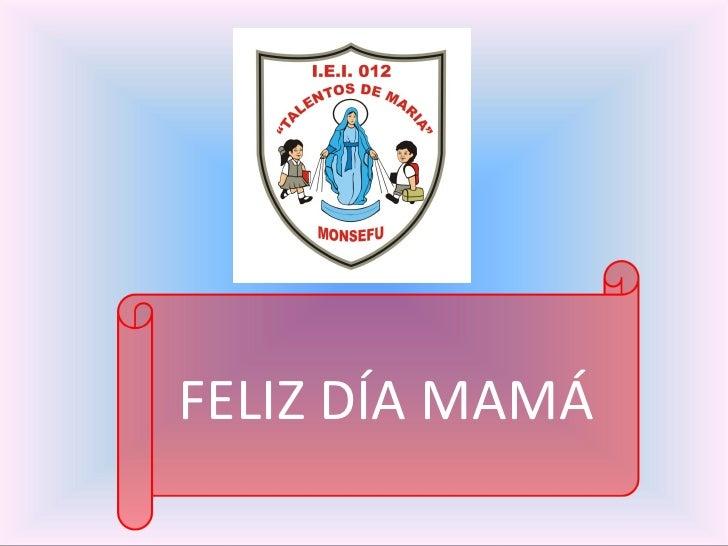 Madre2012