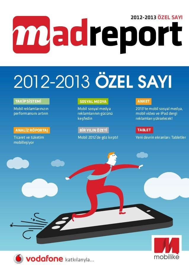 mobilike- madreport 2011-2012 özel sayısı