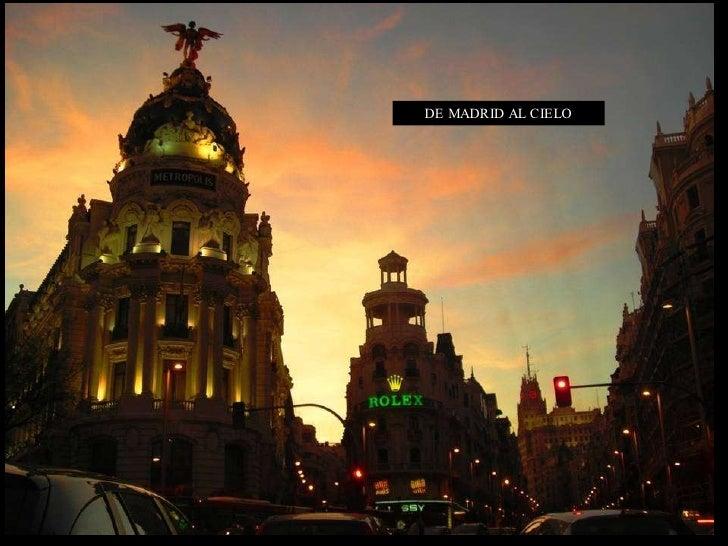 Madrid Espa�a viaje al pasado y futuro de una ciudad europea www.elitours.com