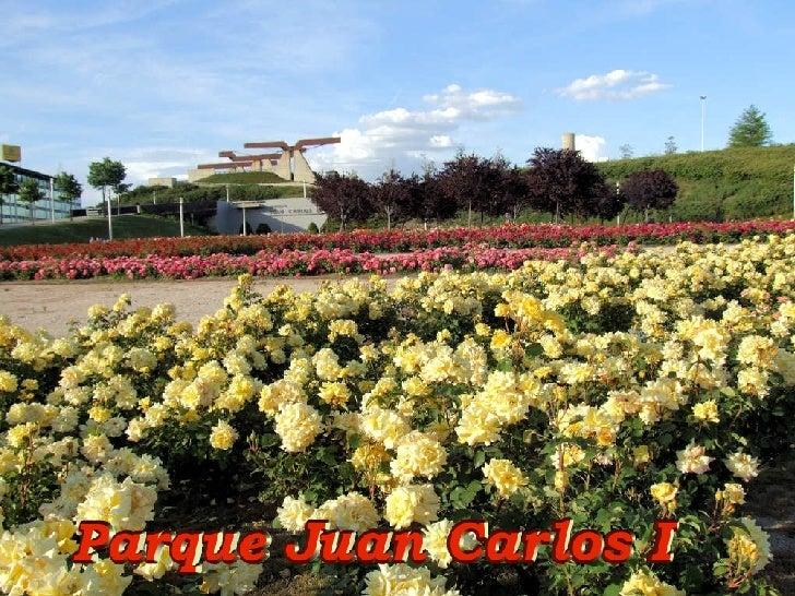 Madrid - Parque Juan Carlos I