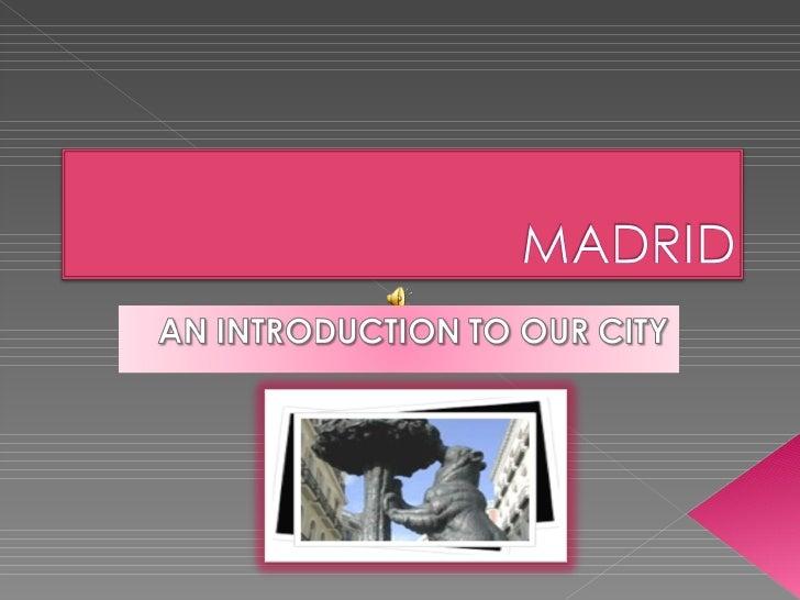 Madrid city and Móstoles city