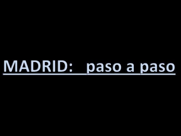 Madrid 1947 1970