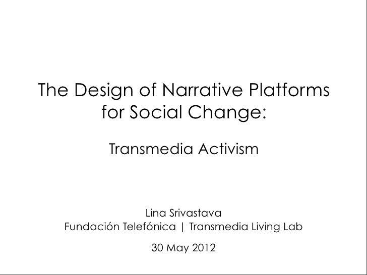 Fundacion Telefonica Madrid Transmedia Living Lab