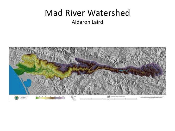 Mad River:HWC's 2009 State of the Watersheds Report (3of8)