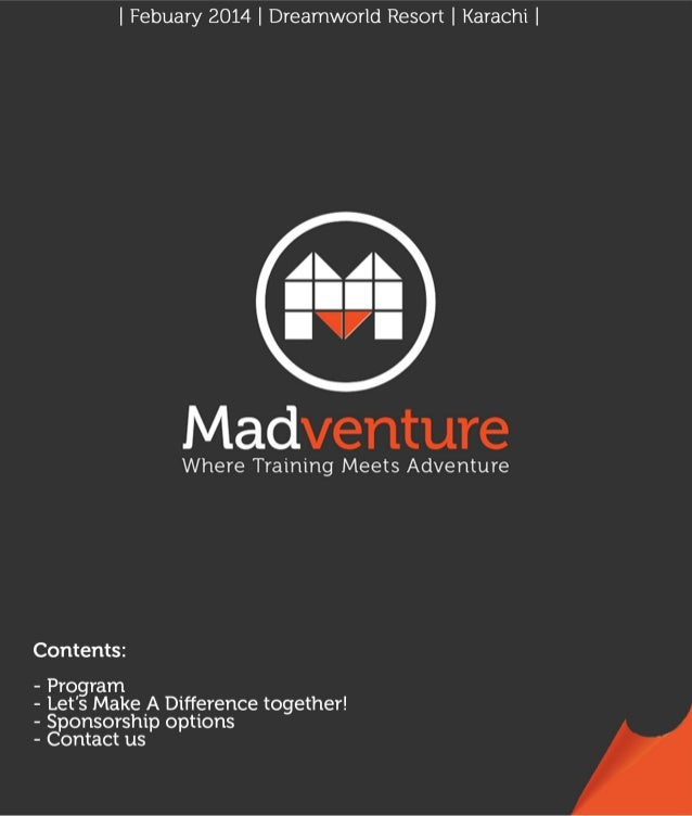 Madventure proposal