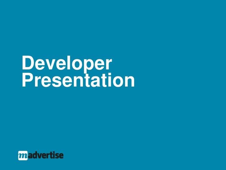 DeveloperPresentation
