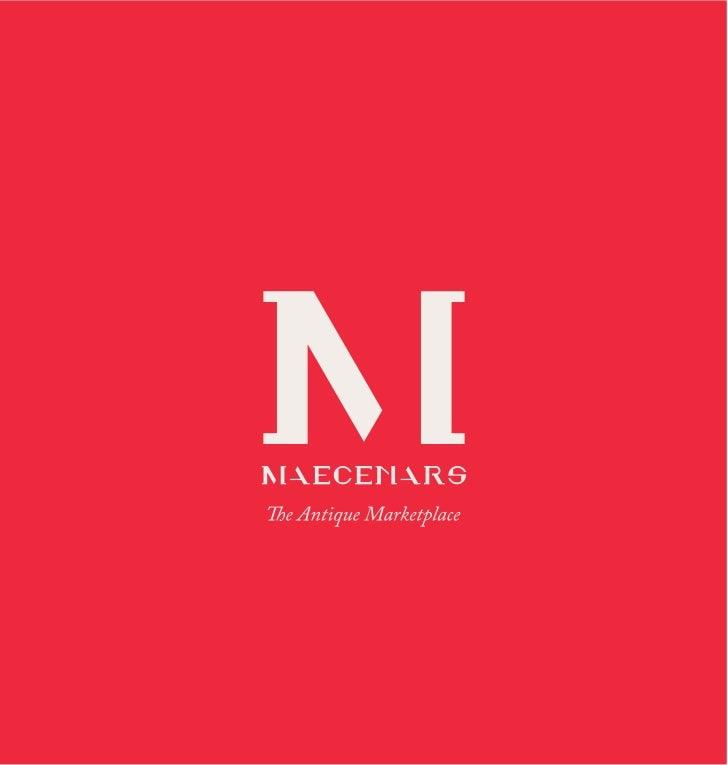 Maecenars brochure