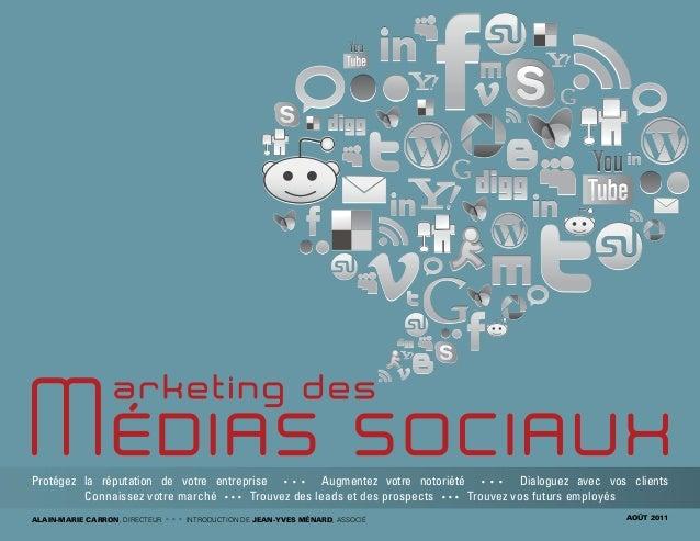 Marketing Medias Sociaux _ le basique