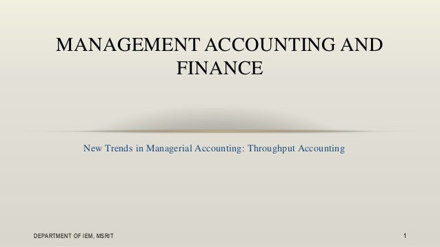 managment accounting financial control management control Management accounting  facilitates control management accounting assists to translate given  within the compass of management accounting financial.