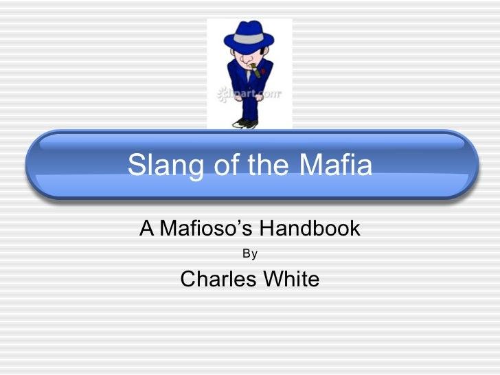 Mafia dictnary