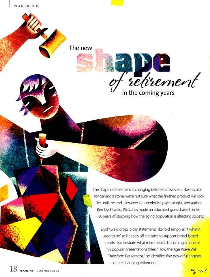 Magazine Article: Retirement Changes