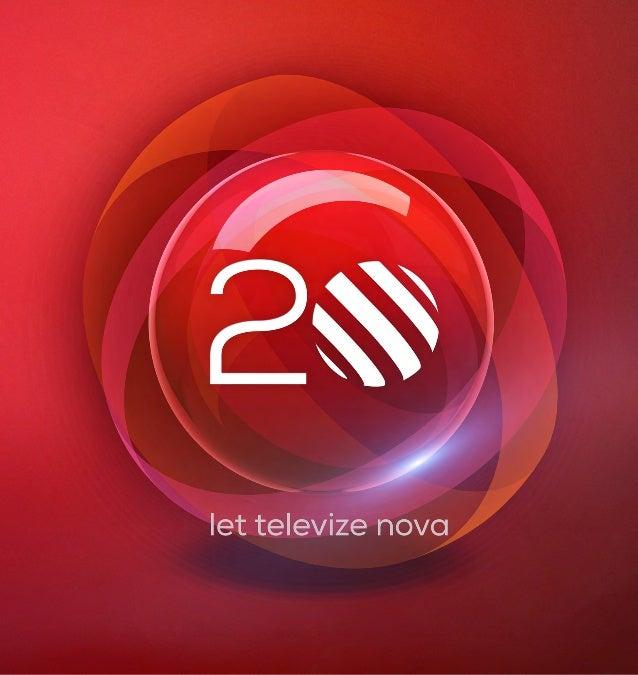 20 let televize Nova