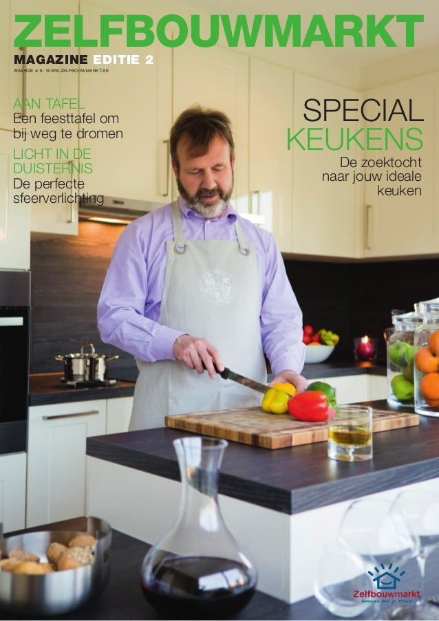 Zelbouwmarkt magazine editie 2