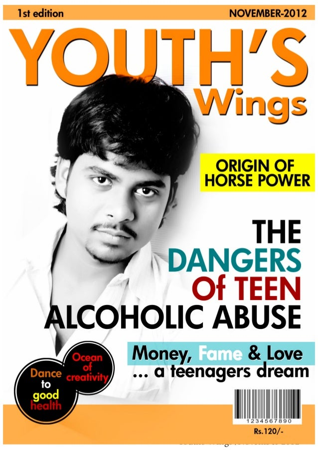 Youth's Wings /November 2012   1