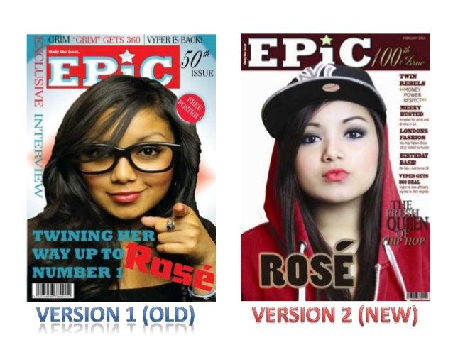 Music Magazine Update - New Version