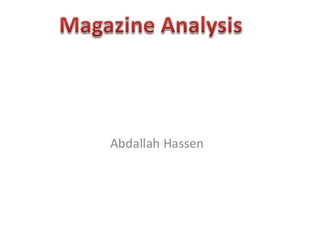 Abdallah Hassen
