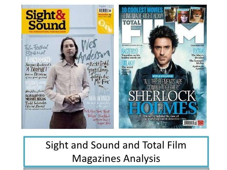 Magazine comparision