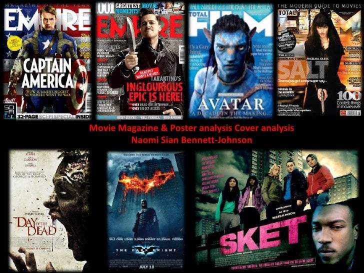 Magazine Cover & Poster Research