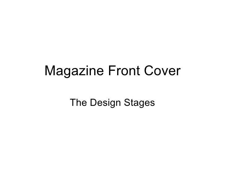 Magazine Front Slideshow