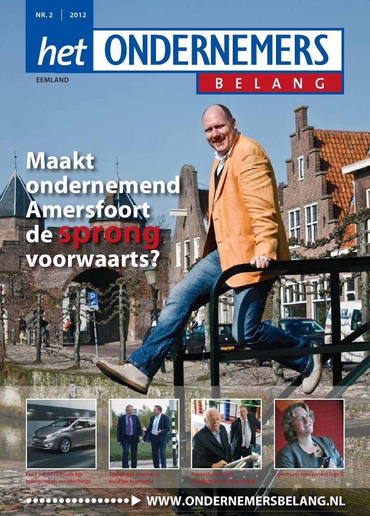 Magazine Het Ondernemersbelang Eemland 0212