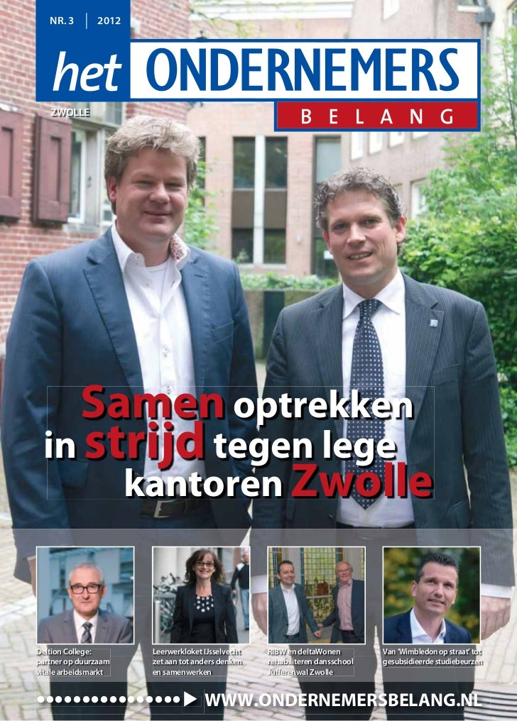 Magazine Het Ondernemersbelang Zwolle 0312