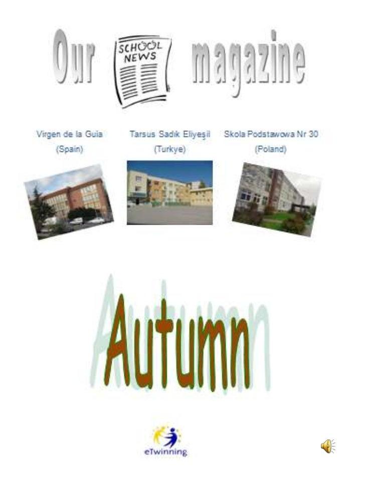 Autumn magazine
