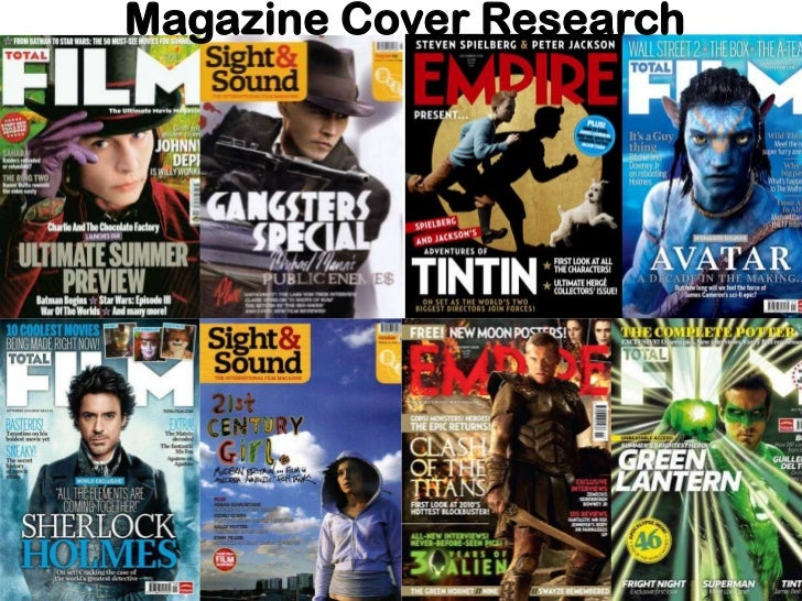 Magazine Research