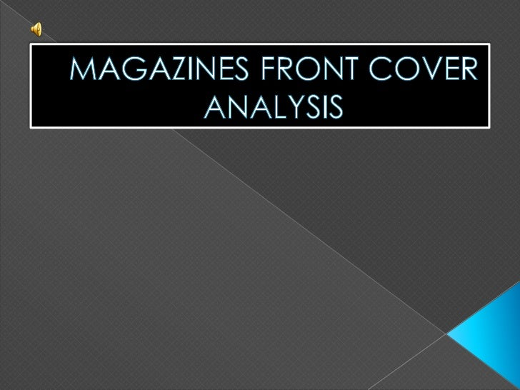 Magazines Analysis