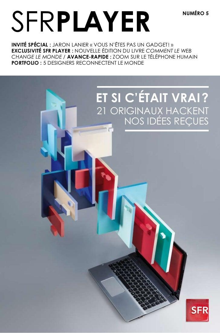 Magazine SFR Player n°5
