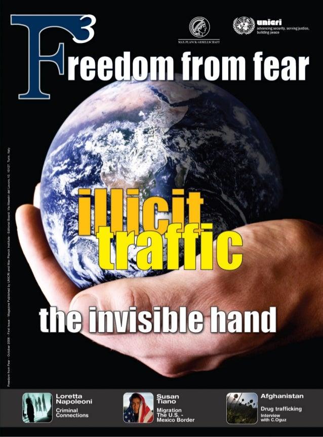 Freedom from Fear UNICRI United Nations Interregional Crime and Justice Research Institute Viale Maestri del Lavoro,10 101...