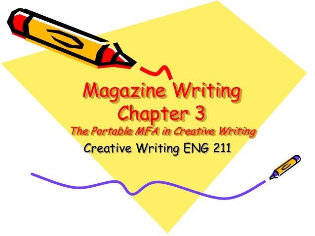 Magazine writing 211