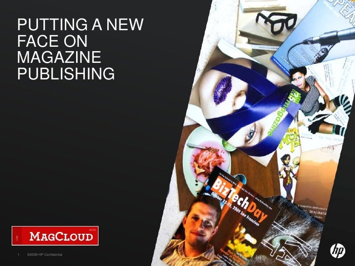 Putting a New Face on Magazine Publishing <br />