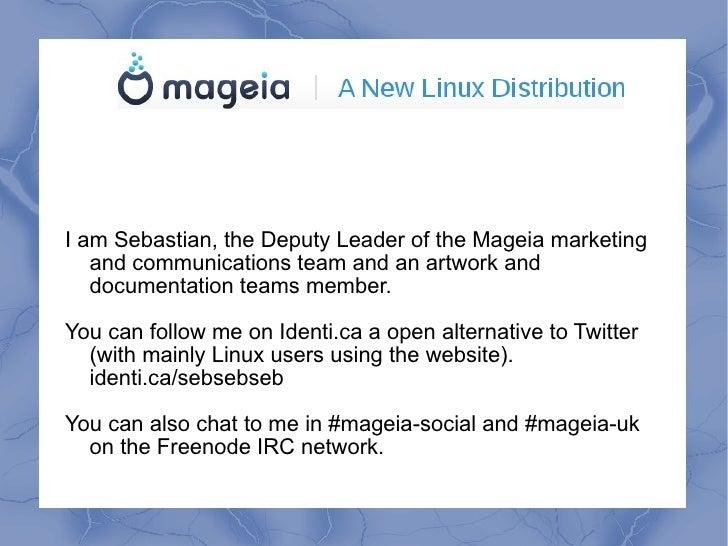 Mageia slideshow
