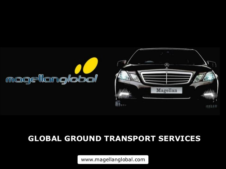 GLOBAL GROUND TRANSPORT SERVICES<br />