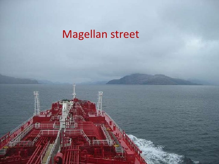 Magellan street