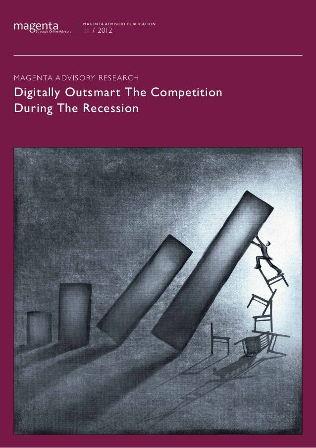 Digitally Outsmart the Competition During the Recession