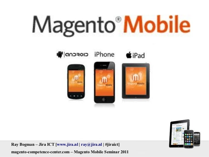 Magento mobile Seminar