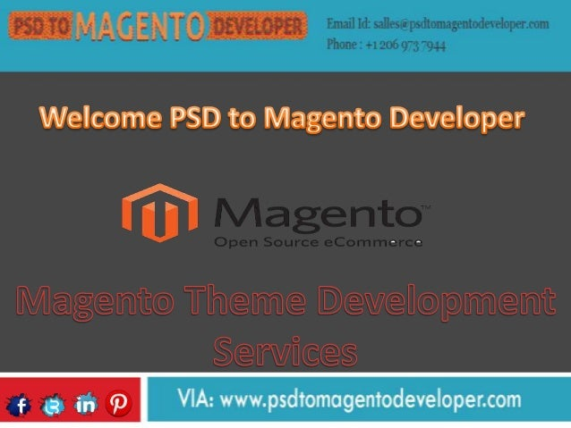 Magento is an open-source e-commerce platform which is considered as more trustworthy and scalable framework to develop en...