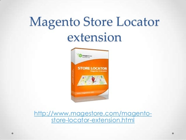 Magento Store Locator extension  http://www.magestore.com/magentostore-locator-extension.html