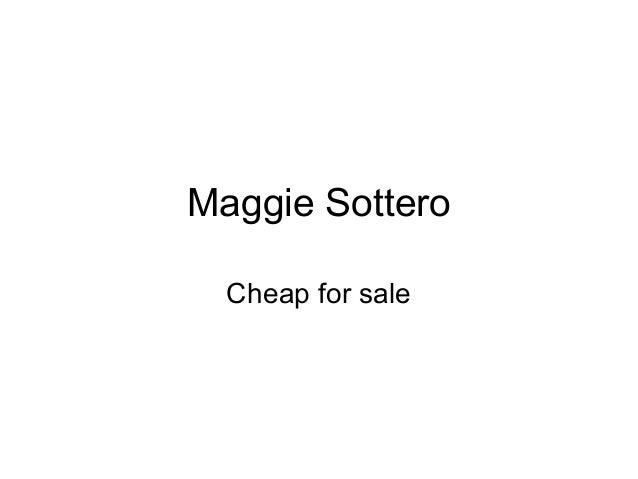 Maggie Sottero Cheap for sale