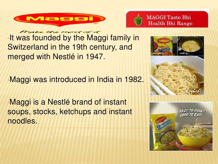 New Product Development and Nestle
