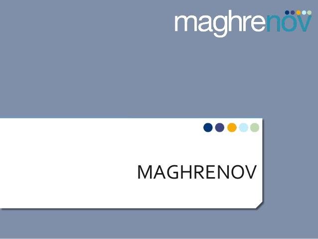 MAGHRENOV