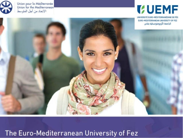 Maghrenov workshop-on-capacity-building-eu-the-euro-mediterranean-university-of-fez