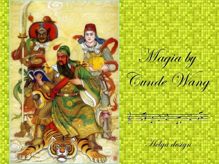 Magia byCunde Wang  Helga design