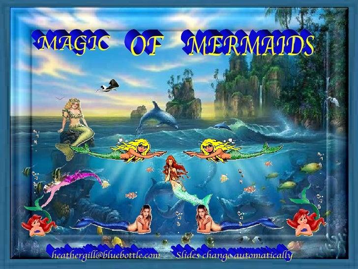 Magic Of Mermaids
