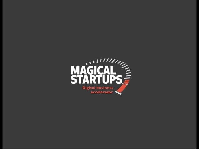 Magical startups (en)