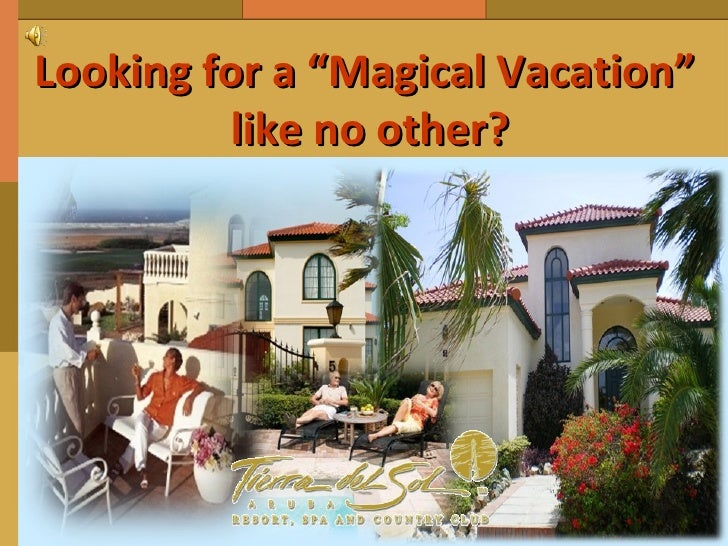 "Looking for a ""Magical Vacation""  like no other?"