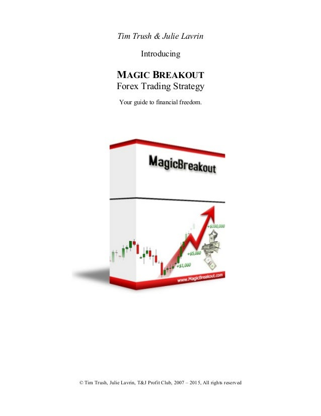 Forex trading strategies for beginners pdf